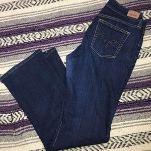 Levi's 515 Bootcut Jeans Size 10